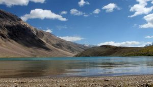 Chandertaal Lake
