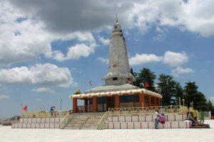 Mata Bhangyani Devi, Haripur Dhar