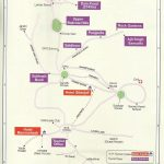 Tourist Map Dalhousie city