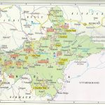 Tourist Map Shimla