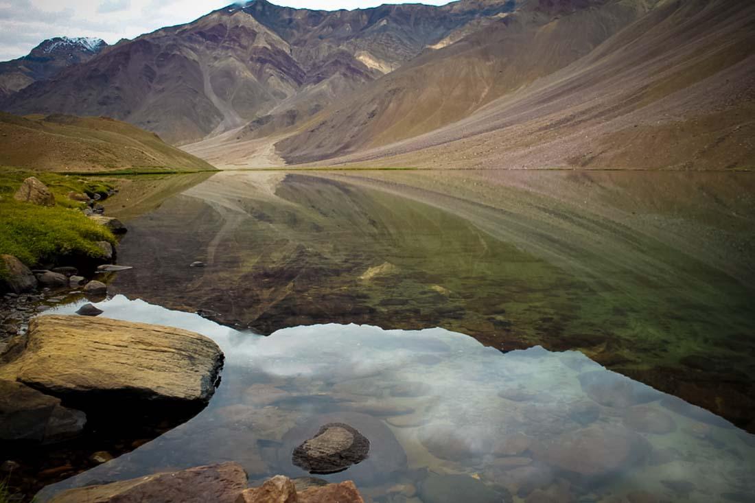 Chandrataal Lake, Spiti