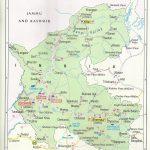 Tourist Map Chamba