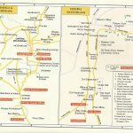 Tourist Map Dharmsala and Mcleodganj