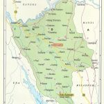 Tourist Map Hamirpur