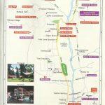 Tourist Map Manali City