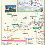 Tourist Map Shimla city 1