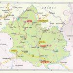 Tourist Map Sirmaur