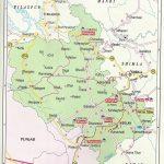 Tourist Map Solan